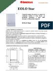 eolo star manual de service