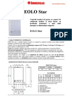eolo star manual de service