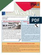 Weekly Pulse 20
