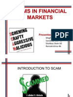 ppt of scam