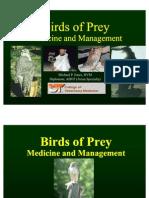Birds of Prey Medicine and Mgmt