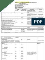 Plan de Trabajo Bimestral Ene-feb 2012