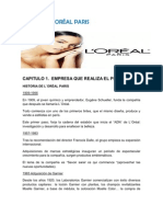 Briefing de Loreal