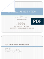 Journal Presentation Bipolar Affective Disorder