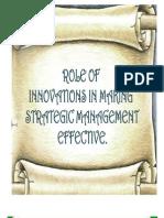 Strategic Management Assignment-2