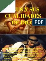 Jesus y Sus Dones de Dios