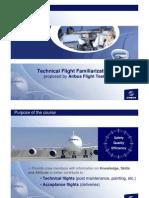 Airbus Technical Flight Familiarization