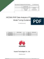 WCDMA RNP Data Analysis of Propagation Model Tuning Guidance-20040719-A-2.2