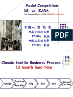 (5.1) Process Innovation -ZARA(980425)(S)(New).Business Concept