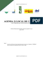 Agenda 21 Local de Capixaba 2006