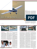 2007 - 01 January - Italys Tecnam Sierra and Bravo