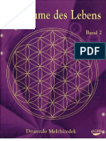 Drunvalo Melchizedek - Die Blume Des Lebens - Band 2