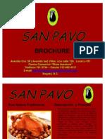 Brochure San Pavo[2]