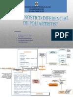 ALGORITMO DE POLIARTRITIS