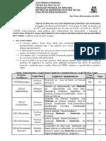 Edital-para Professor Da UFRR