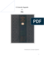 Candomble Oraculo Sagrado de Ifa
