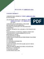 Analiza Mediului de Marketing - SC ProdArdealul SRL