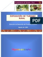 Expo Sic Ion Turismo Rural