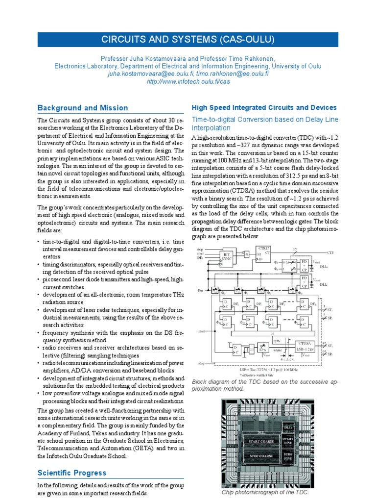 Time Base Circuit Terahertz Radiation Amplifier Variable Oscillator By Cmos Ic