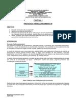 Práctica 3 Direccionamiento IP