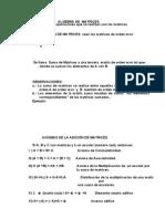 Operaciones de matrices-Clase 2º -07-03-2009