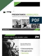 Presentación Herbalife24