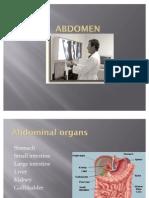 Abdomen Presentation