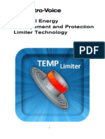 Thermal Energy Management and Protection Limiter Technology V1.0
