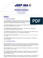 Jeep Ika - Tecnica Basica