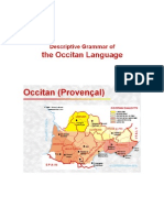 Descriptive Grammar of the Occitan Language