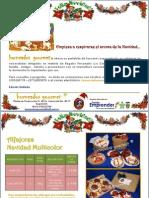 horneados gourmet® - Catalogo Navidad 2011