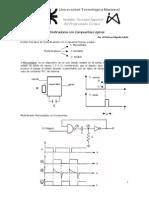 Multivibradores Con Compuertas Logicas