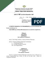 CÓDIGOTRIBUTÁRIOMUNICIPAL - PARNAMIRIM