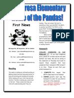 First News January 27