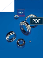SKF radialniechar