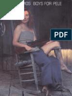 Tori Amos - [Book] Boys for Pele
