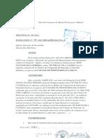 Resolución de la Sexta Fiscalia Provincial Maynas