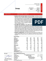 analysist - CIMB Q2 2011