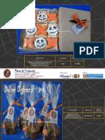 horneados gourmet® - Catálogo Halloween 2008