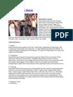 Budaya Suku Batak
