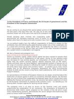 101108-Letter Financial Crisis FINAL