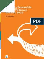 EREC Mapping Renewable Energy Pathways Towards 2020