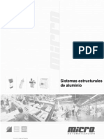 Sistemas Estructurales de Aluminio