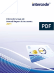 Intercede Group Plc Annual Report and Accounts 201