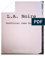 La No Ire Unofficial Case Guides