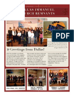 January Newsletter (English)