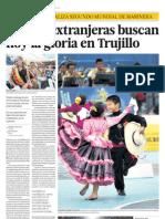 Patrimonio Inmaterial la Marinera de Trujillo
