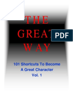 The Great Way Vol.1