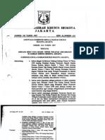 Kep Gub 1516 Tahun 1997 Tentang RRTRW