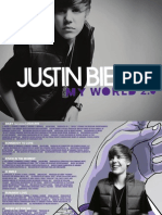 Digital Booklet - My World 2.0